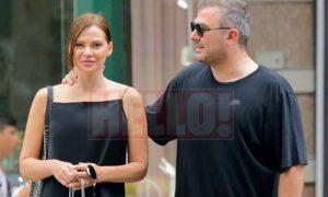 Αντώνης Ρέμος & Υβόννη Μπόσνιακ – Δείτε τους να διαλέγουν τις βέρες του γάμου τους : Celebrity News