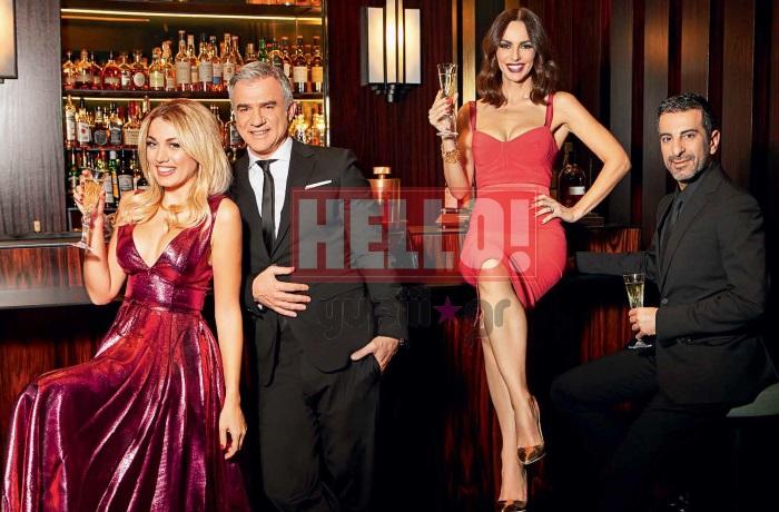 Σπυροπούλου | Μαγγίρα | Κουδουνάρης | Αργυρόπουλος – Οι stars του My Style Rocks φορούν τα γιορτινά τους & αποκαλύπτονται! : Celebrity News