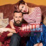 Πέννυ Μπαλτατζή - Φωτογραφίζεται για πρώτη φορά με τον σύζυγό της & μιλούν για τον έρωτά τους! : Celebrity News