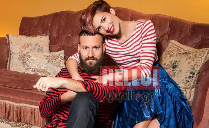 Πέννυ Μπαλτατζή – Φωτογραφίζεται για πρώτη φορά με τον σύζυγό της & μιλούν για τον έρωτά τους! : Celebrity News